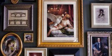 Picture Frames | Wallpaper Installation & Design In Gauteng | Décor Wallpaper | Unique Impressions