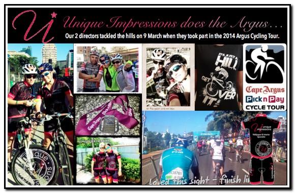 Cape-Argus-2014-Unique-Impressions-Team-Collage