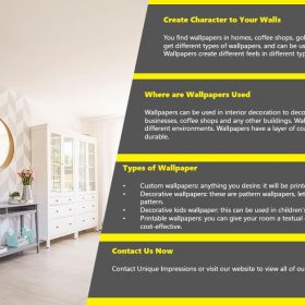 Create Character to Your Walls